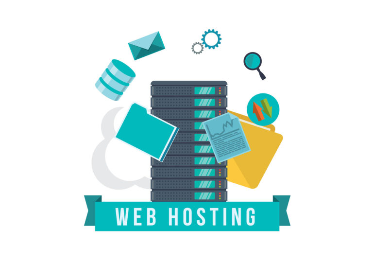 web hosting - web design eire