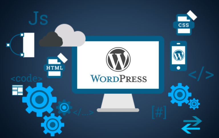 Wordpress CMS - web design eire